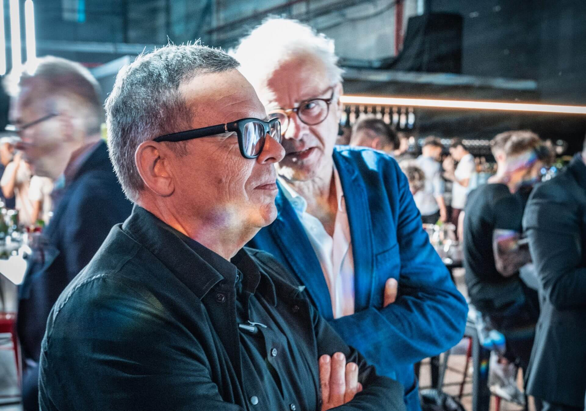 Interview mit Peter Schreyer