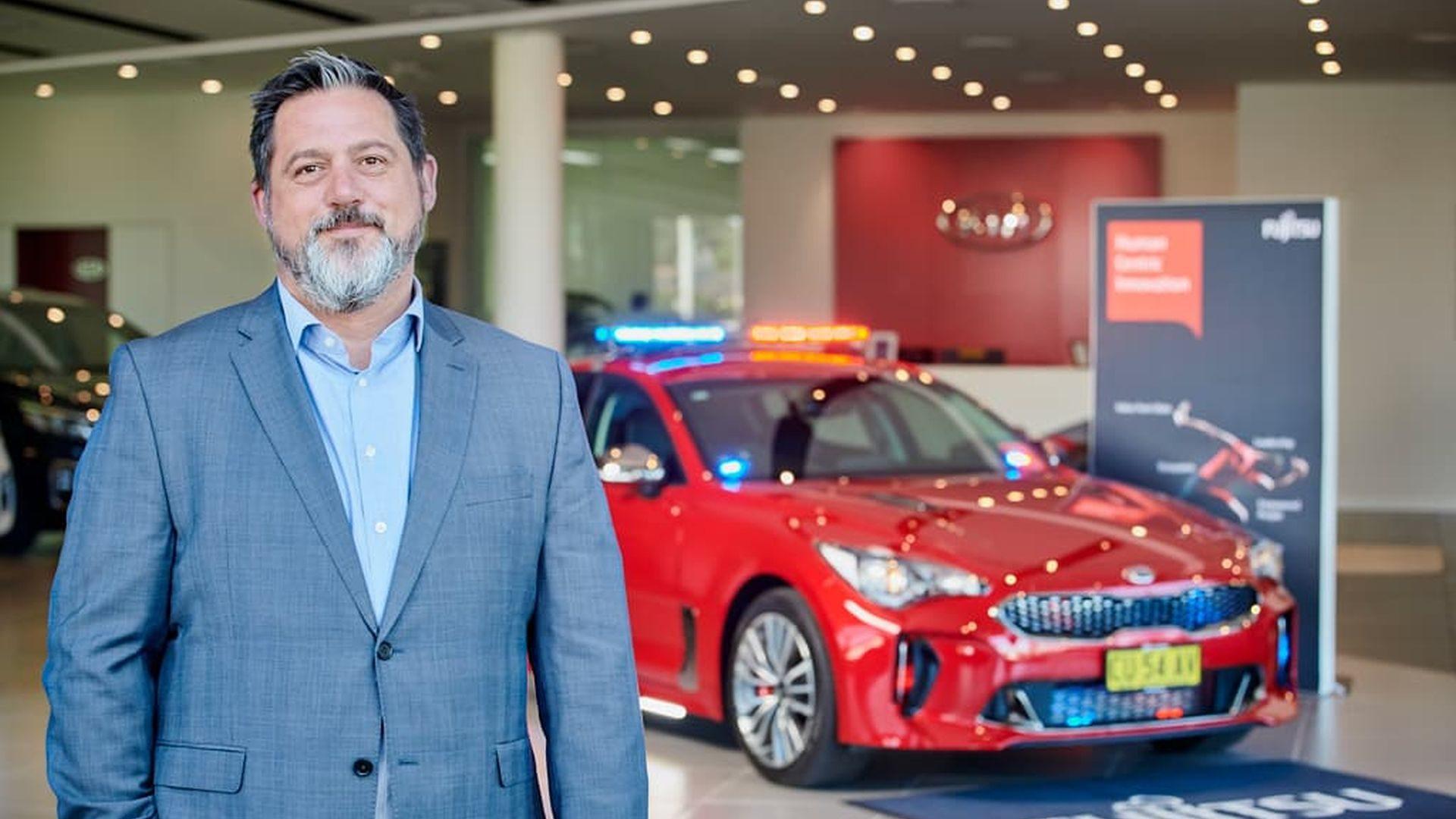 © Kia Motors Australia & Fujitsu