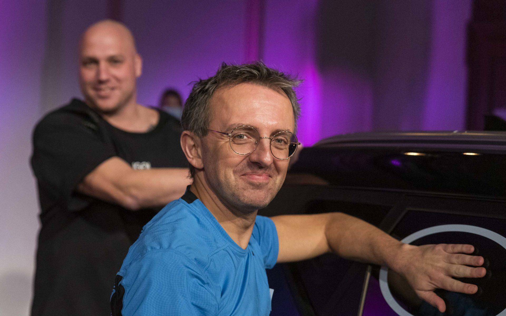Kandidaten Gerhard und Martin
