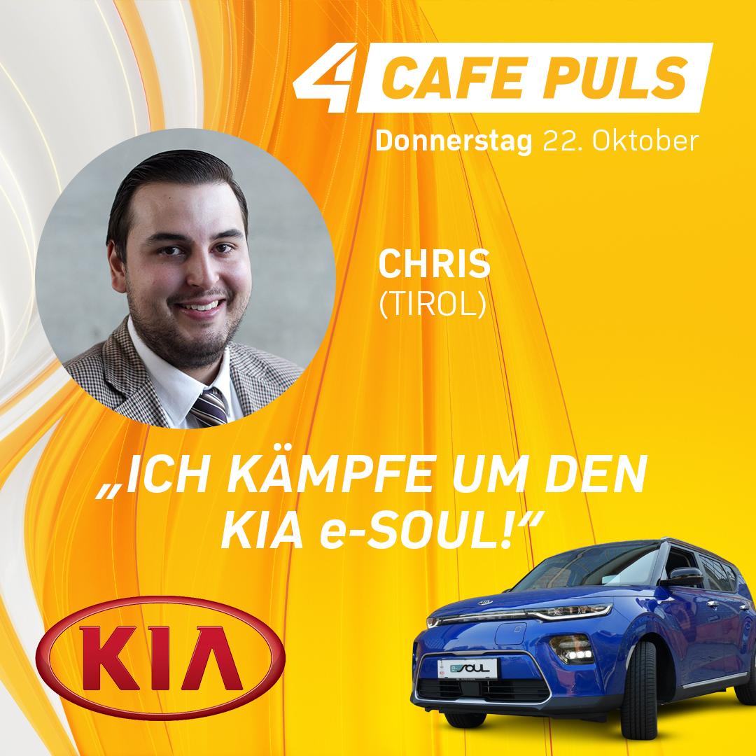 Kandidat Chris aus Tirol