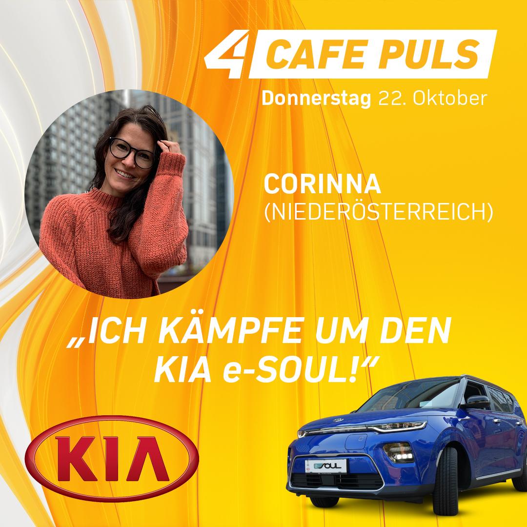 Kandidatin Corinna aus Niederösterreich