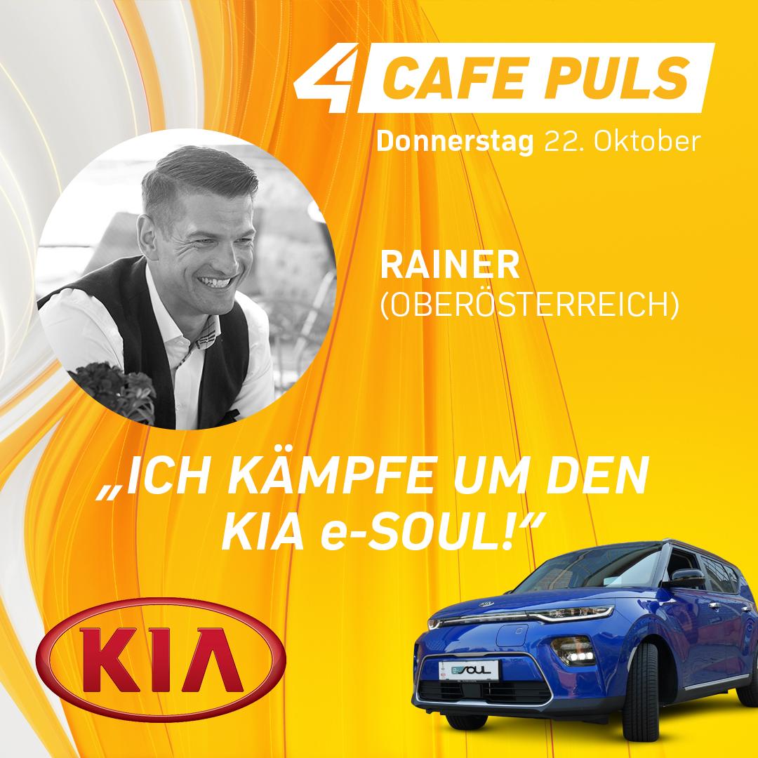 Kandidat Rainer aus Oberösterreich