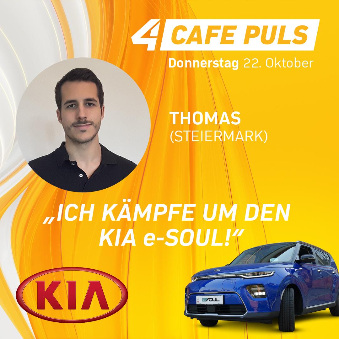 Kandidat Thomas aus Steiermark
