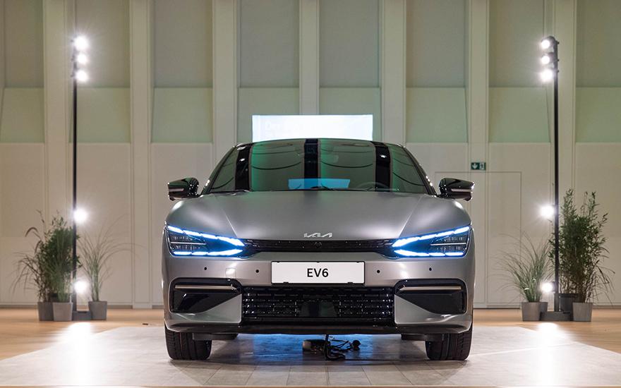 Der neue Kia EV6