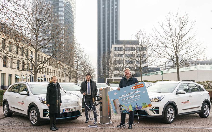 Die Wiener Netze zur klimaneutralen Mobilität